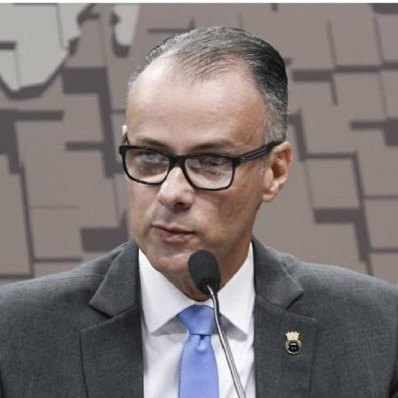 Antonio Barra Torres, presidente da Anvisa - Leopoldo Silva/Agência Senado