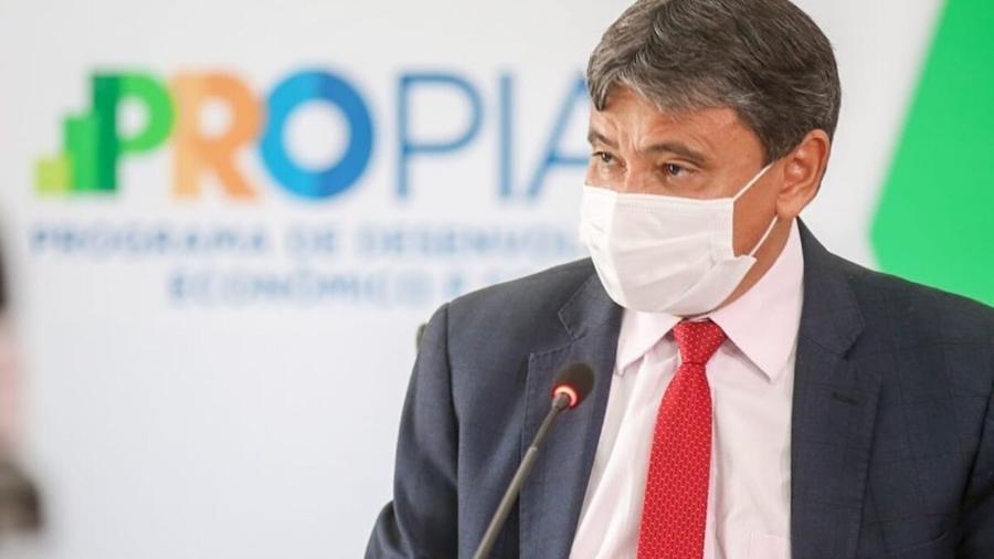 Wellington Dias elogiou ação do governador da Bahia, Rui Costa, no ano passado - Reprodução/Instagram
