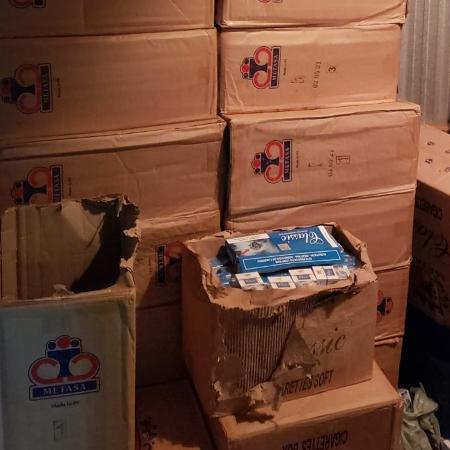 De acordo com a PF, os mandados resultaram em três flagrantes de contrabando e nas apreensões de cerca de 60 caixas de cigarros e R$ 22 mil em espécie - Divulgação/PF