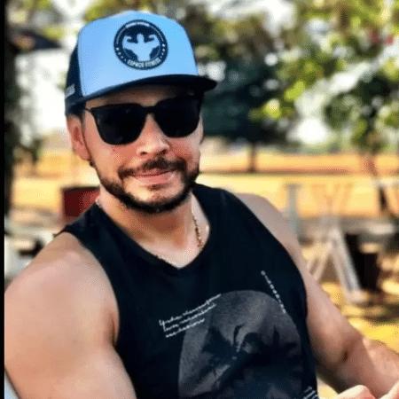 O professor de educação física Márcio Victor Possa da Silva, morto após ataques a agências bancárias em Araçatuba (SP) - Reprodução/Instagram