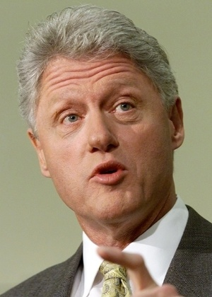 O ex-presidente dos Estados Unidos, Bill Clinton
