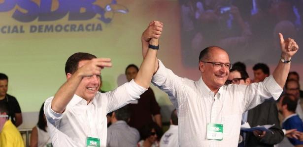 Ministério Público Eleitoral tem procedimento instaurado para investigar nomeações de Alckmin que favorecem Doria - Renato S. Cerqueira/Futura Press/Folhapress