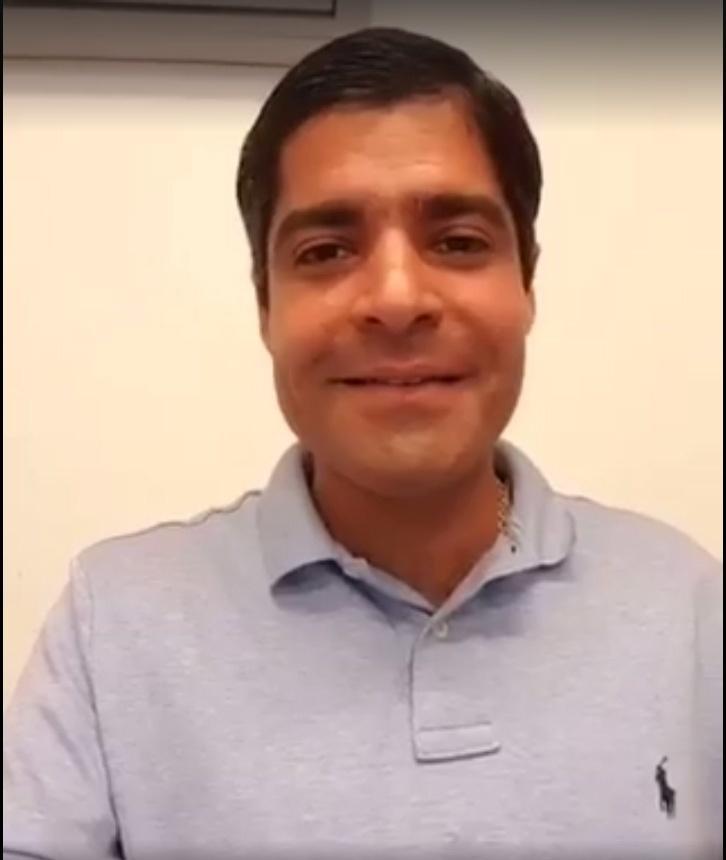 1º.out.2016 - O atual prefeito de Salvador, ACM Neto (DEM), publicou um vídeo em seu Facebook e Instagram para lembrar os eleitores da importância de ir às urnas neste domingo (2)