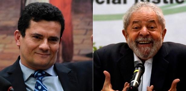 Moro interrogará Lula nesta quarta (10) - Arte/UOL