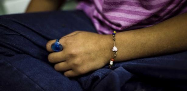 Criança a espera de adoção em São paulo