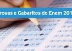 Provas e Gabaritos do Enem 2018 - Shutterstock