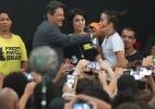 Mais inocentes morrerão se Bolsonaro ganhar, diz mãe de jovem morto na Maré (Foto: Ricardo Moraes/Reuters)
