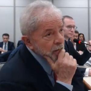 Lula depõe sobre sítio de Atibaia (SP) na investigação da Lava Jato