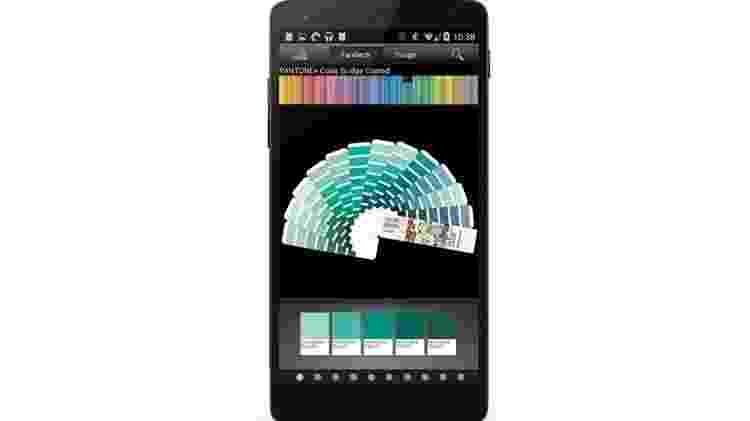 Pago, MyPantone foca na combinação de cores da cerimônia - Reprodução