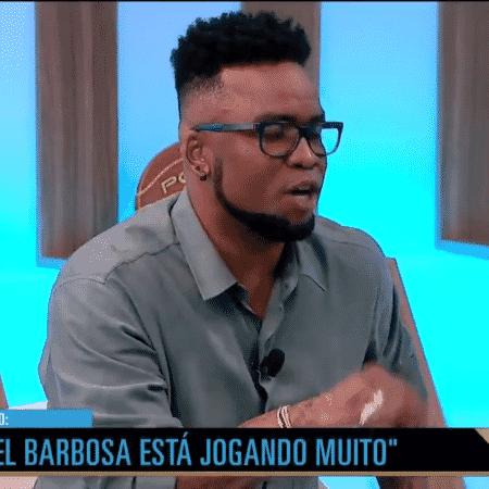 O ex-jogador Carlos Alberto - Reprodução