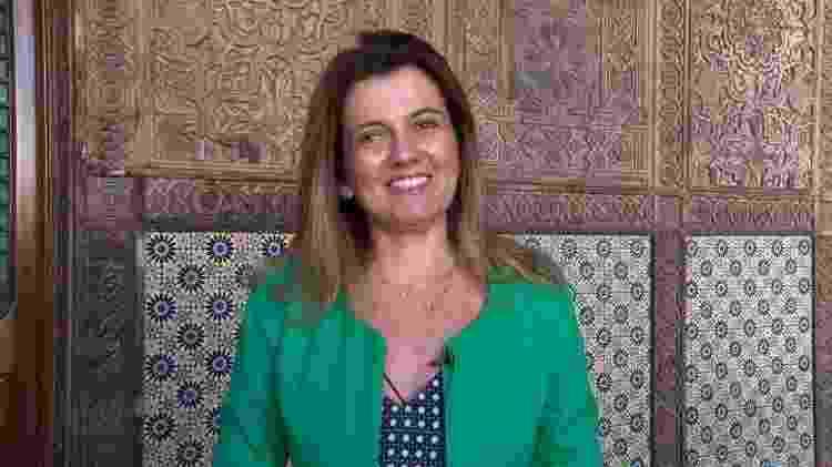 Isabella Delgado é pesquisadora da Fiocruz e estuda alternativas para o uso animais em testes - Reprodução/YouTube Fiocruz