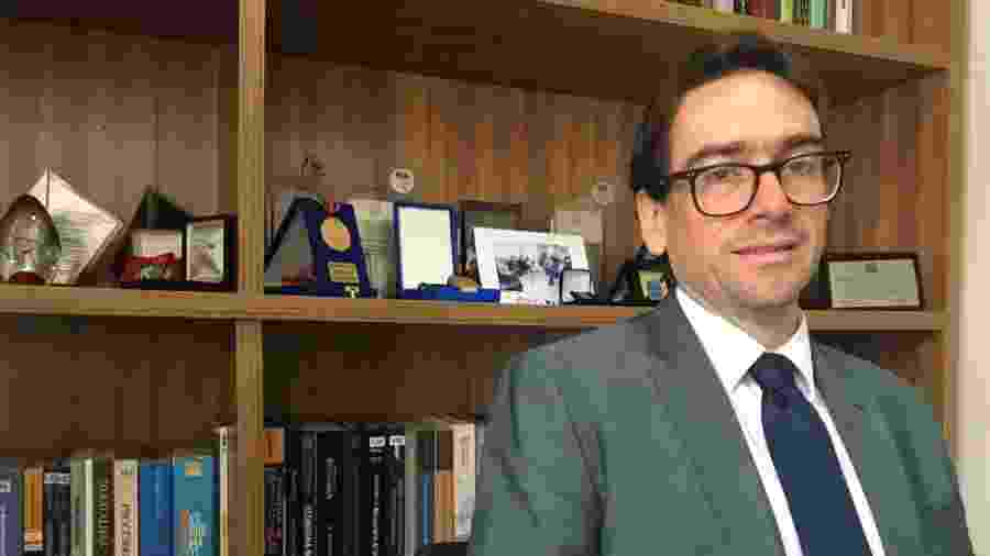 Fernando Fabiani Capano, advogado de seis PMs envolvidos na ocorrência da favela de Paraisópolis - Luís Adorno/UOL