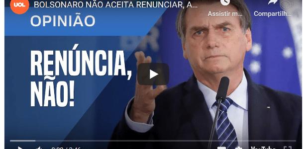 Presidente na crise | Tales Faria: 'Bolsonaro não age tão impensadamente como as pessoas pensam'