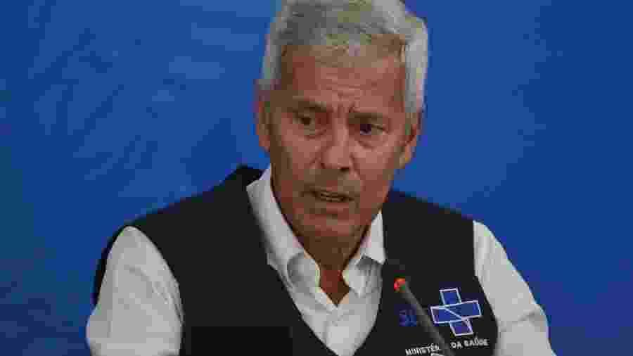 Gabbardo já foi secretário-executivo do Ministério da Saúde - Marcello Casal Jr./Agência Brasil