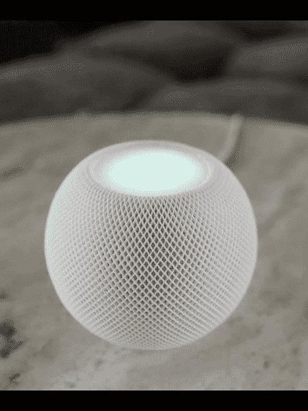 Apple Homepod 2020 - Reprodução - Reprodução