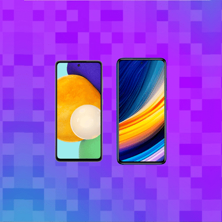 Galaxy A52 5G e Poco X3 Pro - Reprodução