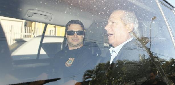 José Dirceu foi preso nesta segunda-feira em nova fase da Lava Jato, em Brasília - Dida Sampaio/Estadão Conteúdo