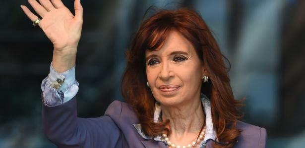 Ex-presidente da Argentina, Cristina Kirchner foi impedida constitucionalmente de tentar um terceiro mandato consecutivo