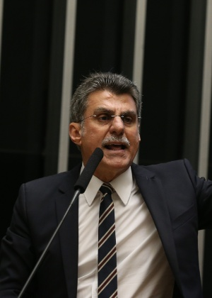 Romero Jucá, senador e ex-ministro do Planejamento - André Dusek/Estadão Conteúdo