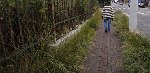 Cidadãos podem fazer denúncia de calçadas defeituosas em São Paulo