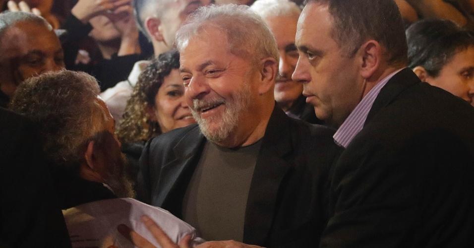 20.jun.2017 - Lula na paulista