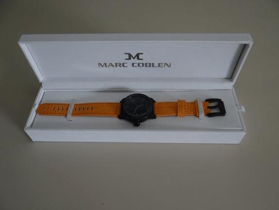 Relógio Faustão, leilão Mariana