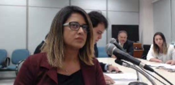 Meire Poza presta depoimento ao juiz Sergio Moro