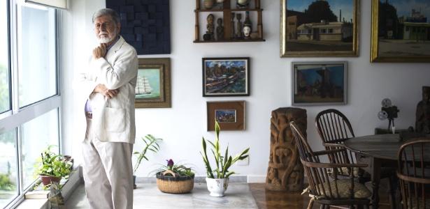 celso amorim em entrevista ao uol 1514649733471 615x300 - Brasil desperdiça chance de liderança diante do provincianismo de Trump, diz Celso Amorim