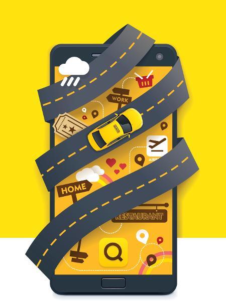 Uber pode ir muito além de apenas carros muito em breve - Getty Images/iStockphoto