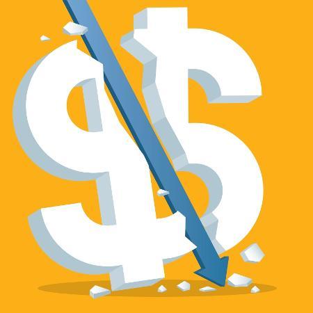 A alta do dólar e a busca pelo fortalecimento do caixa levaram a dívida das empresas brasileiras a um nível recorde este ano - Getty Images