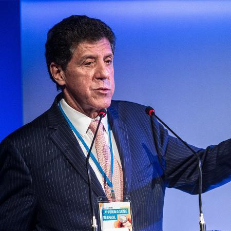 O coordenador do Centro de Contingência do Covid-19 no estado de São Paulo, David Uip - Keiny Andrade/Folhapress