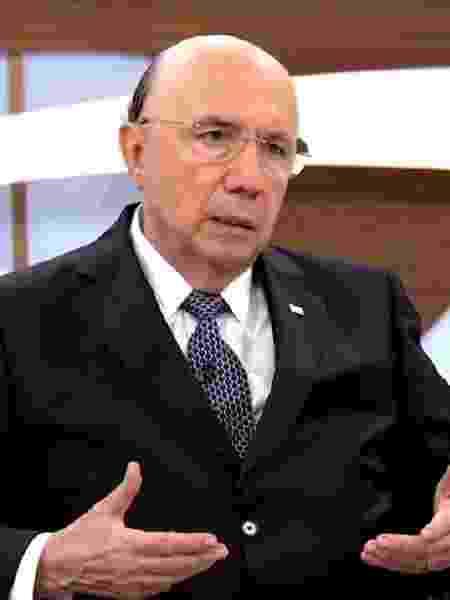 Henrique Meirelles, secretário da Fazenda de São Paulo - Reprodução/TV Cultura