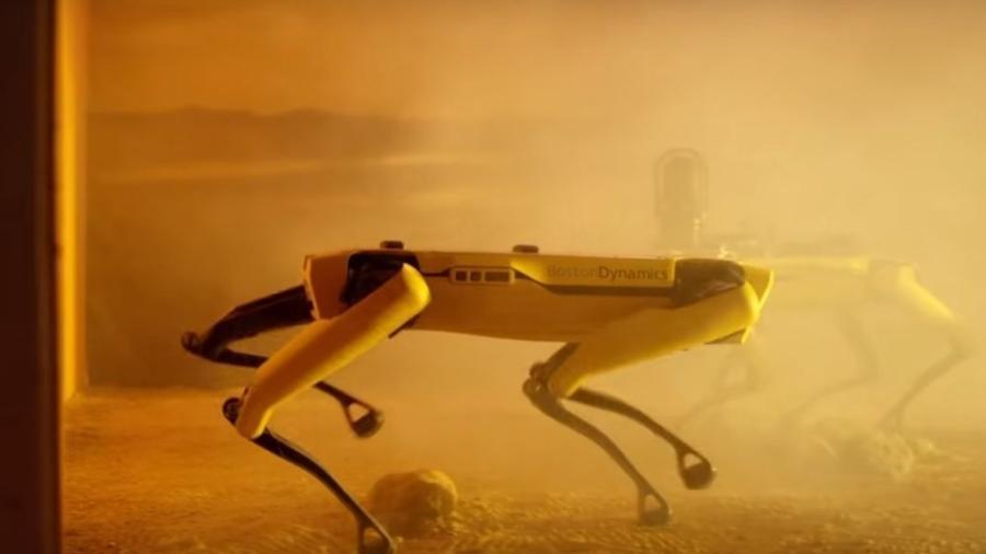 São esses robozinhos aí que vão atuar na plataforma de petróleo na Noruega - Divulgação/ Boston Dynamics