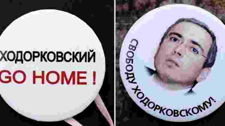 Mikhail Khodorkovski era homem mais rico da Rússia, até que se opôs a Putin - Getty Images - Getty Images