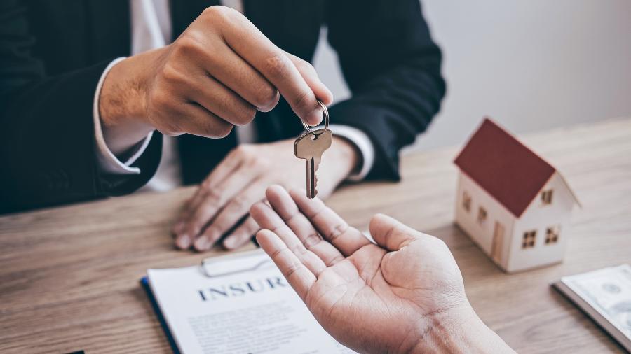 O IGP-M é utilizado como referência para a correção de valores de contratos, como os de aluguel de imóveis - Getty Images/EyeEm