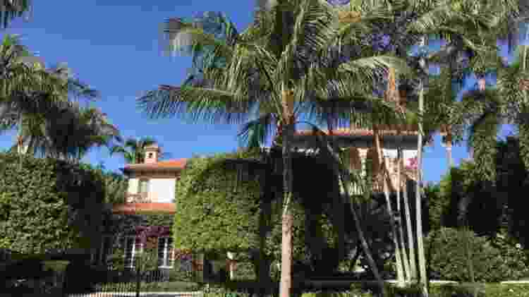 A diferença de riqueza entre Palm Beach e a vizinha West Palm Beach é impressionante - BBC MUNDO - BBC MUNDO