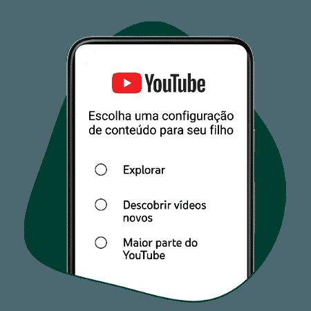 YouTube novos recursos versão teste para controle de pais - Divulgação - Divulgação