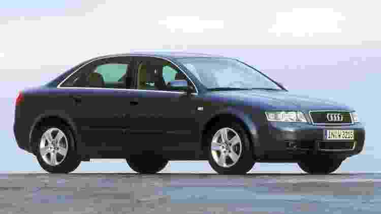Audi A4 2003 - Divulgação  - Divulgação