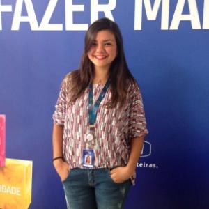 Laila Jacob, que passou pelo estágio na TIM - Divulgação
