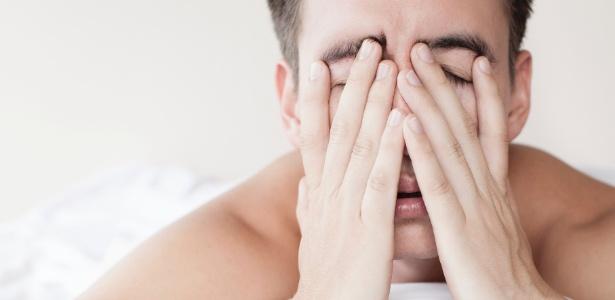 Por que temos mais secreções nos olhos quando dormimos? - Istockphoto