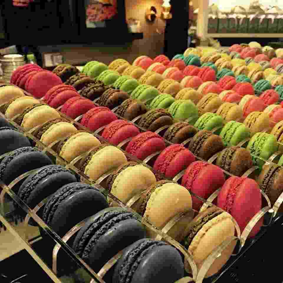 Franquia Passion du Chocolat - Divulgação