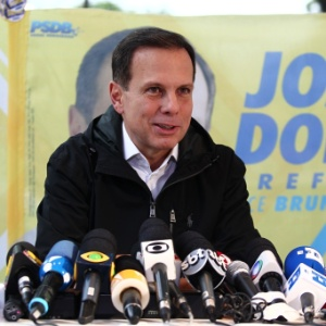 João Doria foi eleito prefeito de São Paulo - MÁRCIO FERNANDES/ESTADÃO CONTEÚDO