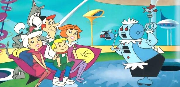 Será que o robô da Amazon vai ser parecido com o dos Jetsons?