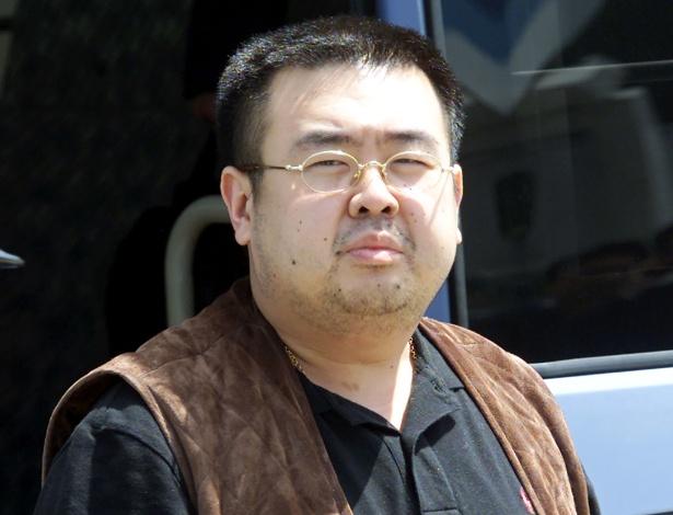 Kim Jong-nam era o irmão mais velho do líder norte-coreano Kim Jong-un