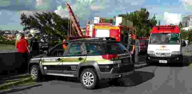 Motorista do Uber é assaltado e jogado em vala de 20 m em BH   - Divulgação/Polícia Civil de Minas Gerais