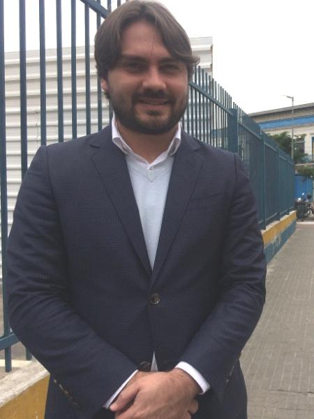 Filipe Sabará é o candidato mais rico a disputar a Prefeitura de São Paulo - Janaina Garcia/UOL