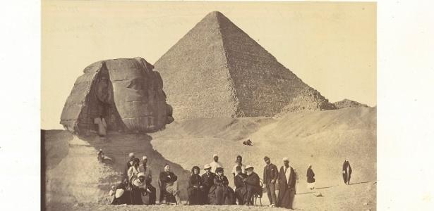 Dom Pedro 1° comprou múmias, mas Dom Pedro 2° (foto) viajou ao Egito e trouxe itens
