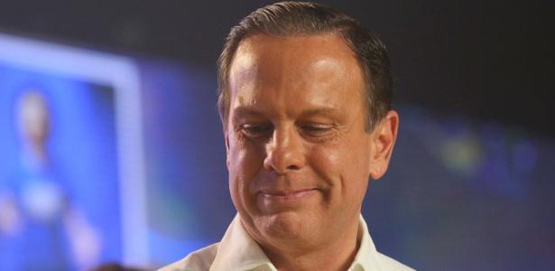 João Doria é o candidato do PSDB ao governo de São Paulo