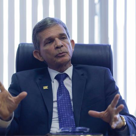 O novo presidente da Petrobras, general Joaquim Silva e Luna - Por Marta Nogueira e Sabrina Valle e Gram Slattery