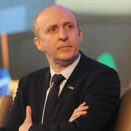11.dez.2018 - Glademir Aroldi, presidente da CNM (Confederação Nacional dos Municípios) - Agência LAR/CNM